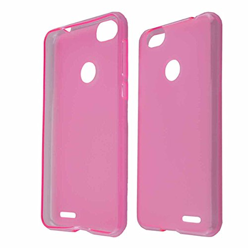 caseroxx TPU-Hülle für Medion Life E5008 MD 60746, Handy Hülle Tasche (TPU-Hülle in pink)