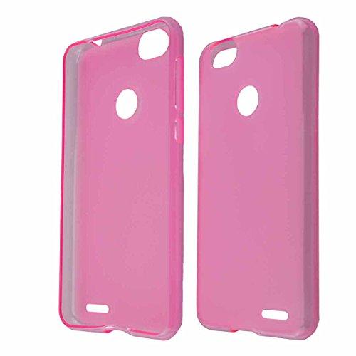 caseroxx TPU-Hülle für Medion Life E5008 MD 60746, Tasche (TPU-Hülle in pink)