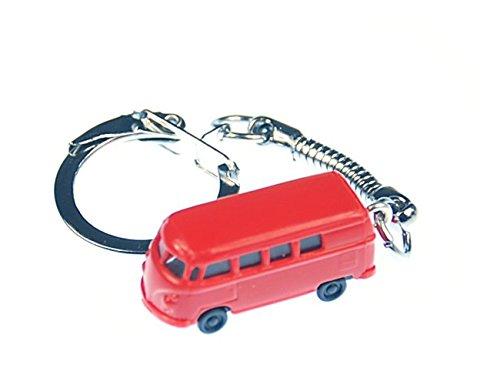 Miniblings llaveros Bus Inglaterra Red Coches vehículo