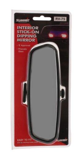 Summit RV-75, pasticceria, Rear View Mirror