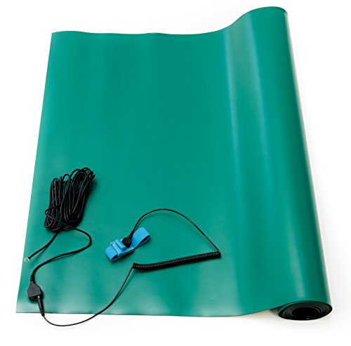 Bertech ESD High Temperature Mat Kit, 2 Feet Wide x 5 Feet...