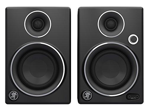 "Mackie CR Series CR3 LTD Monitores multimedia de Creative Reference de 3"" (Pareja)"