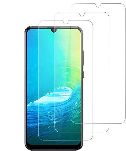 Wiestoung Panzerglas Schutzfolie für Huawei P Smart 2019/Honor 10 Lite [3 Stück] 9H Folie mit Anti-Kratzer Bläschenfrei Ultra HD Transparent Bildschirmschutzfolie für Honor 20 Lite/P Smart 2020