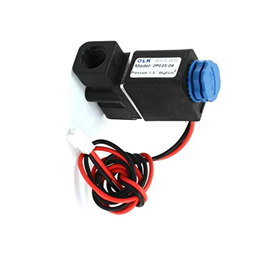 Aexit 1.5-8kgf / cm2 electroválvula neumática parte bobina (model: W7246VIX-9173XB) DC 24V 6Watt