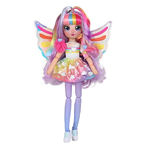 Dream Seekers Doll Single Pack – 1pc Toy   Magical Fairy Fashion Doll Hope, Multicolor (13813)