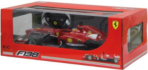 RC Rennwagen kaufen Rennwagen Bild 1: BUSDUGA RC Ferrari F1 1:12 Rennwagen ferngesteuert Version 2013 - inkl. Batterien - Lizenz-Nachbau*