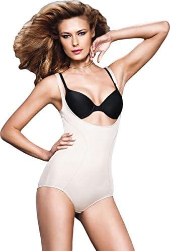 Maidenform Wear Your Own Bra Torsette Body Briefer Body Beige M product image
