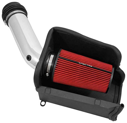 Spectre Performance Air Intake Kit: High Performance, Desgined to Increase Horsepower and Torque: 1994-1997 FORD (F250, F350) SPE-9059