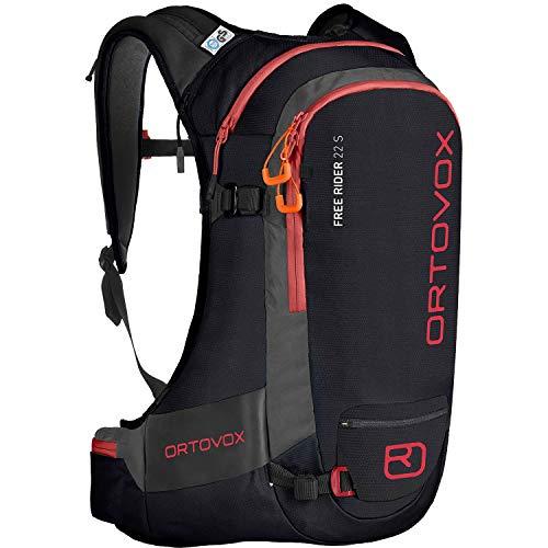 Ortovox Free Rider 22 S Rucksack, 52 cm, 22 Liter, Black Raven
