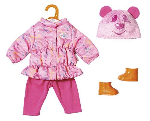 BABY Born 827352 Kleines Winter Outfit 36 cm, bunt