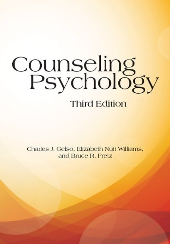 Counseling Psychology: Third Edition