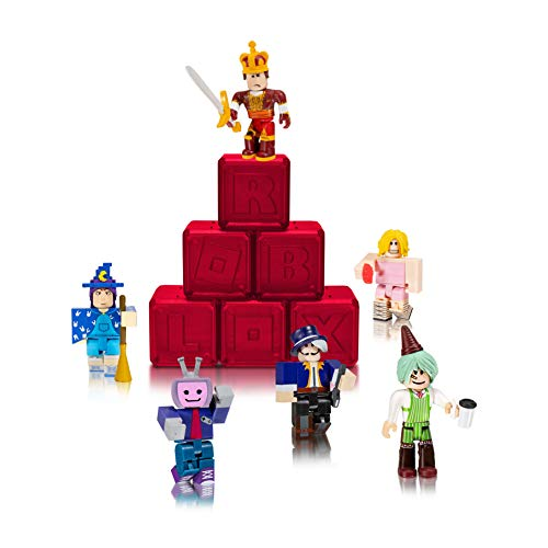 Roblox Celebrity Collection - Series 5 Mystery Figure 6-Pack [Includes 6 Exclusive Virtual Items]