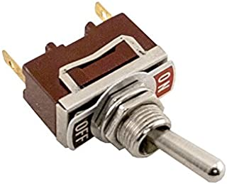 Eskimo 300524 Replacement Switch Toggle Barrel M12 X 1 Tabs 5mm