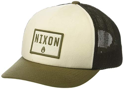 NIXON Men's Bend Trucker Hat
