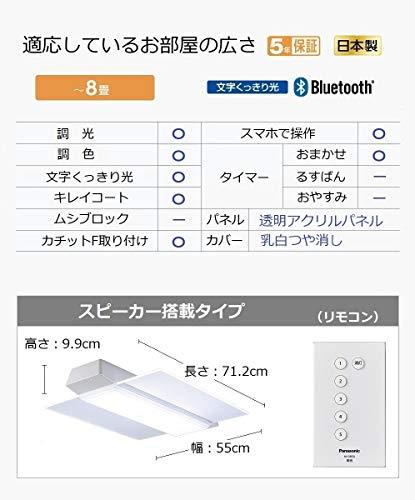 パナソニック(Panasonic)『AIRPANELLEDTHESOUND(HH-XCD0888A)』