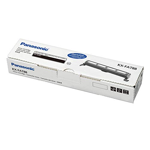 Panasonic Toner Cartridge (KX-FAT88) by Panasonic
