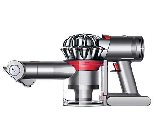 Dyson V7 Trigger Handheld Vacuum Cleaner - Iron and Red