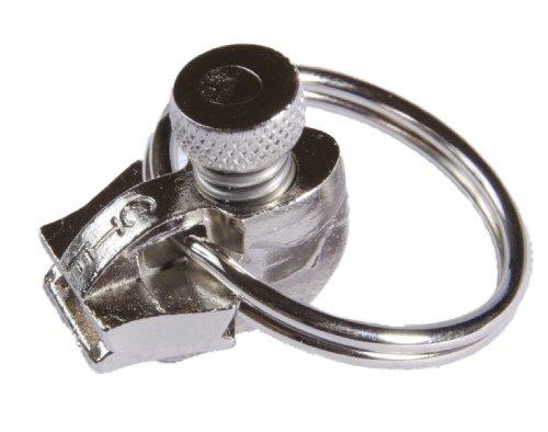 FixnZip Nickel Medium Instant Zipper Replacement