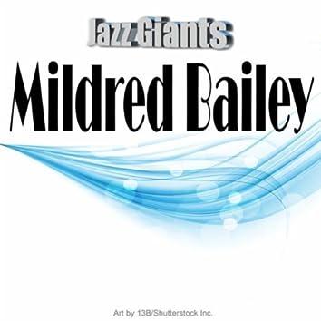 Jazz Giants: Mildred Bailey