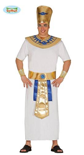 Fiestas Guirca Costume Faraone Egiziano Uomo
