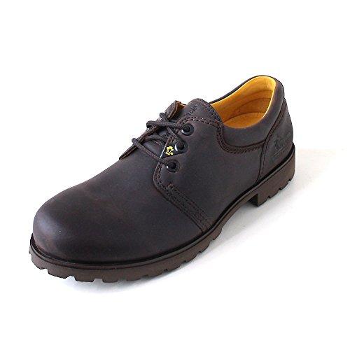 Panama Jack Panama C2 0201 - Zapatos de cordones para hombre, color Marrón (Brown C2) talla 42