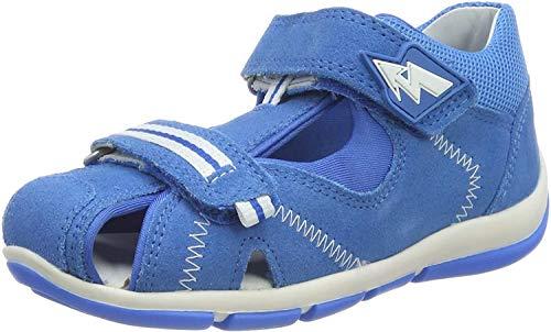 Superfit Baby Jungen Freddy Sandalen, Blau (Blau 81), 27 EU
