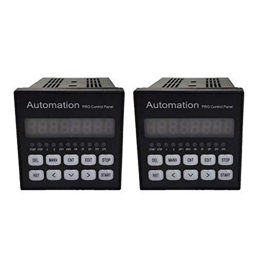 SDENSHI 2X AC220V Schrittmotorsteuerung CNC-Servo-Controller Servomotor-Controller