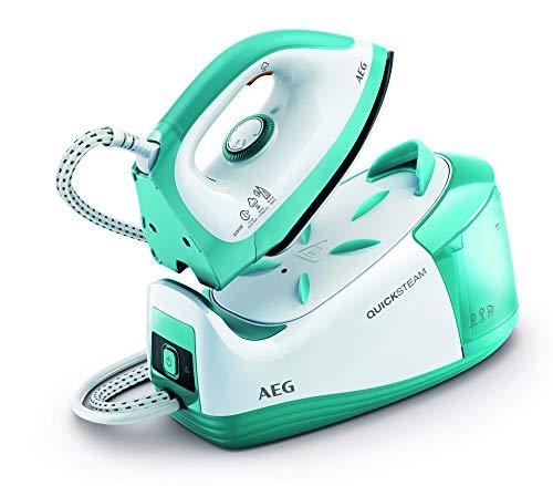 AEG DBS3340 Centro de Planchado, 4 Bares de presión, Golpe 100g/min, Depósito...