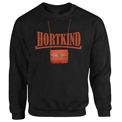 P-T-D Hortkind Pullover Brottasche Fun Ostdeutschland Sweatshirt (M)