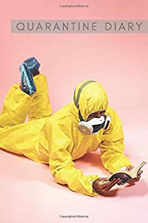 Quarantine Diary: Lockdown Notebook, Journal