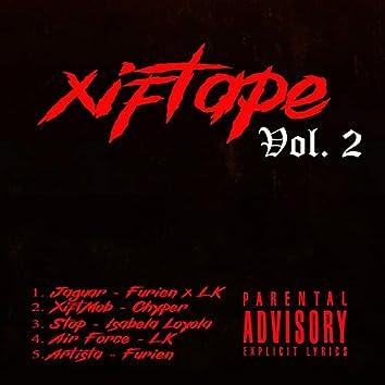 Xiftape, Vol. 2