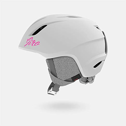 Giro Launch Youth Snow Helmet - Matte White - Size XS (48.5–52 cm) (2021)
