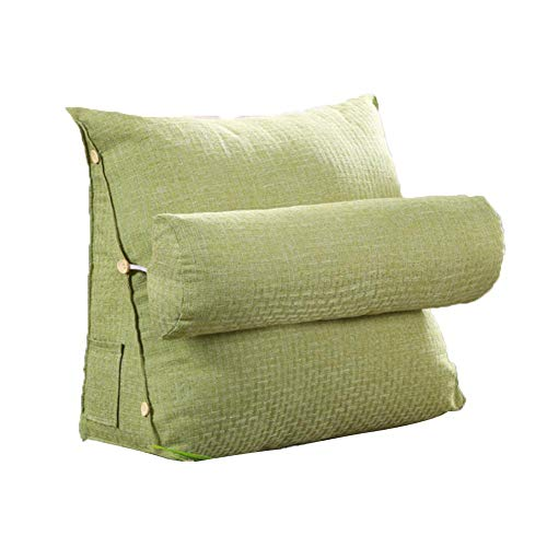 Kissen Sitzkissen Orthopädisch Rückenkissen, Sitzkissen Für Bett Und Couch | Rückenstütze | Lesekissen | Lendenkissen | Das Perfekte Sofa Kissen - Komfortables Sitzkissen Zur Haltungskorrektu