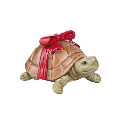 Goebel Schildkröte, Weihnachten, Figuren, Tier, Dekoration, Porzellan, 66702601