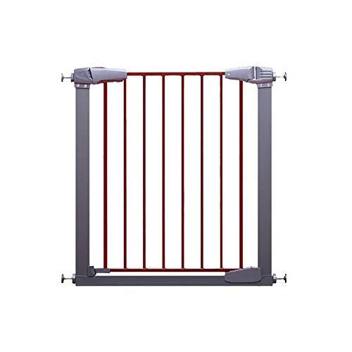 Huo Safety 1st -Barrière de Sécurité en Métal pour Bébé, Facile À Installer - Montage sans Perçage (Size : 117-122cm)