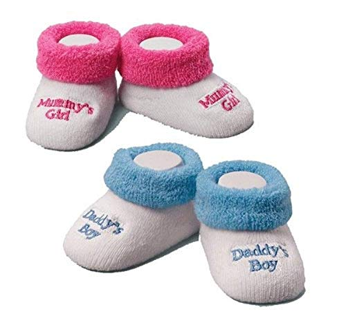 nursery, Baby Mädchen Krabbelschuhe & Puschen Gorgeous Blue 0/6 Months