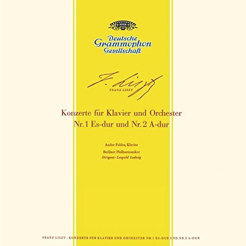 Andor Foldes, Berliner Philharmoniker & Leopold Ludwig