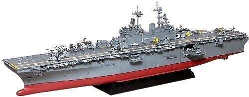 USS Wasp LHD-1 Amphibious Assault Ship 1 350 (Plastic model)