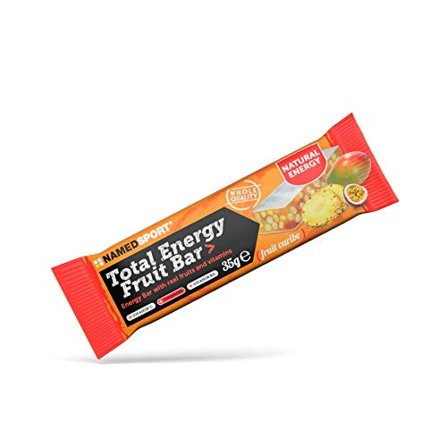 TOTAL ENERGY FRUIT BAR Fruit Caribe - 35g