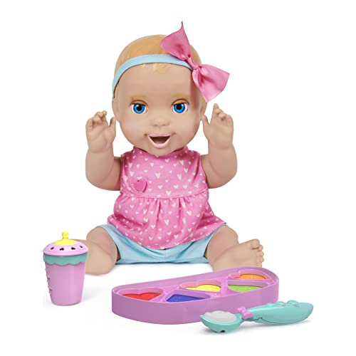 Mealtime Magic Mia, Interactive Feeding Baby Doll, Recognizes Over 50 Foods...