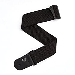 A cotton guitar strap for your musician husband