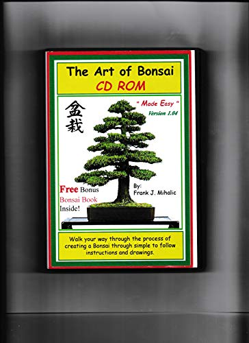 VHS Video: The Art of Bonsai 'Made Easy': Walk your way through the process of creating a bonsai through simple to follow instructions and drawings