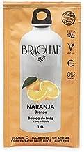 NARANJA BRAGULAT 15 Sobres de Bebida Soluble a base de Zumo de Fruta Concentrada con Vitaminas Sin Azúcar