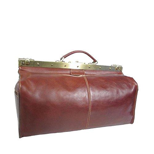 Picard Toscana Bügelreisetasche Leder 52 cm, kastanie