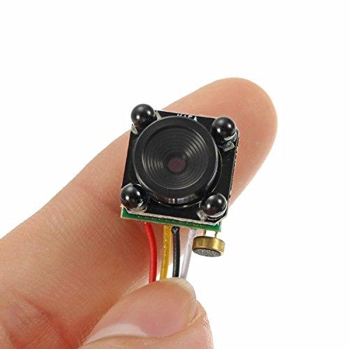 BouBou 650Tvl 1/4 Cmos 3,6 Mm Objektiv 6Mp Hd Mini FPV Kamera Pal/Ntsc 3,3-5V - PAL