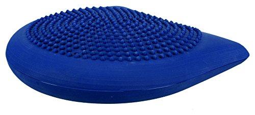 Trixie 32093 Dog Activity Balance kussen, luchtgevuld, 28 × 4 × 28 cm, donkerblauw