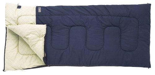 ogawa(オガワ) 寝袋 フィールド・ドリームDX-3I プルシアンブルー [最低使用温度2度] 1038