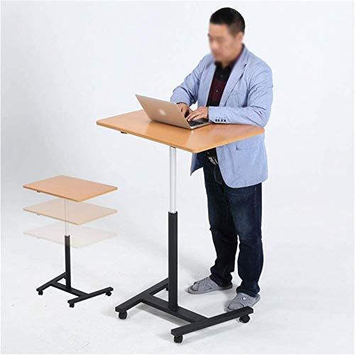 Części maszynowe podium stojące przy łóżku podnoszenie komputer biurko notebook nauka wykład praca podium przenośne podium konferencyjne (kolor: Czarny, rozmiar: jeden rozmiar)