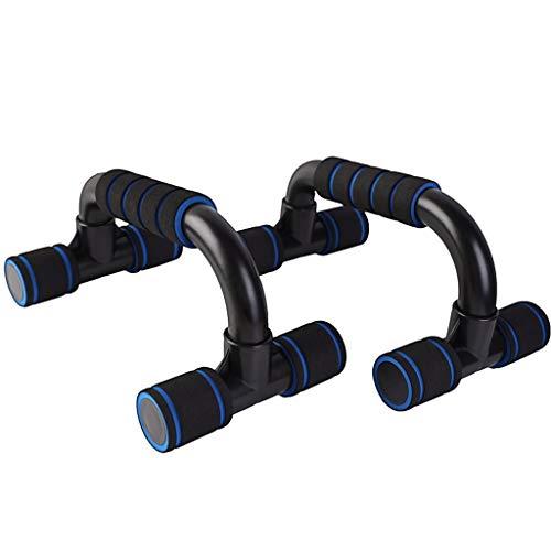 GCX Rutina de Ejercicio Push-up Soporte en Forma de I Masculino del músculo Aptitud Equipo casero del Ejercicio Equipo Pecho Abs Brazo ayudas a la formación Auxiliar