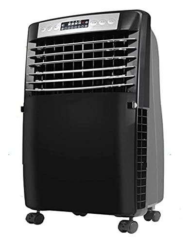 GYF Acondicionador de Aire portátil, Humedad para el hogar Refrigeración Un Solo refrigerador de Aire de Tipo frío, Control Remoto Negro